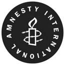 Лого организации AMNESTY INTERNATIONAL.