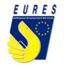 Европейская система трудового посредничества EURES (лого) .