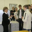 Инфодень в Вирумааском колледже . Февраль 2008 года. Фото с сайта : mail.vk.edu.ee .