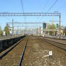 Эстонская железная дорога. Фото Виталия Фактулина.